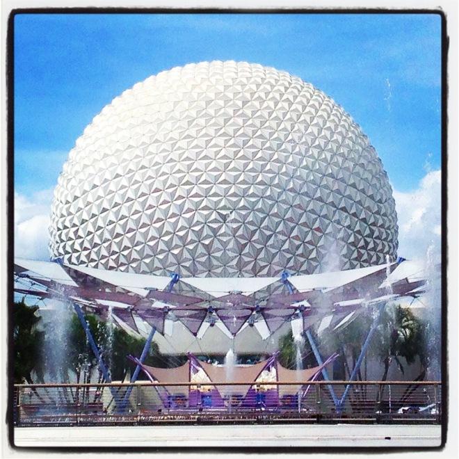 Epcot at Walt Disney World, Florida