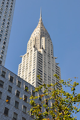 Chrysler Building i New York