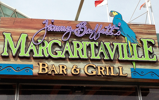 Jimmy Buffett's Margaritaville i Chicago