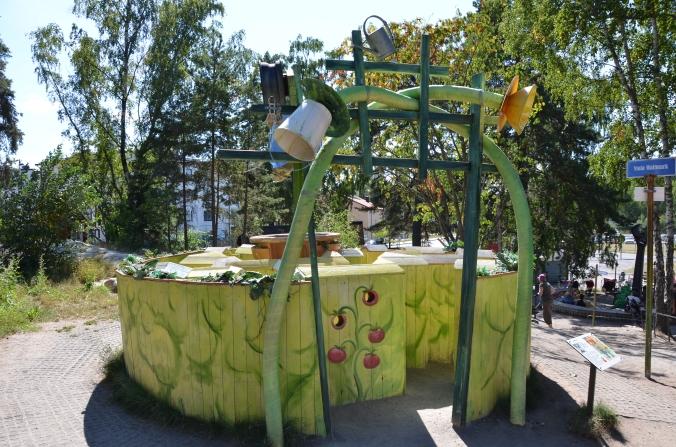 Mulle Meck-parken