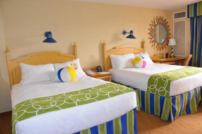 Disney's Paradise Pier Hotel.