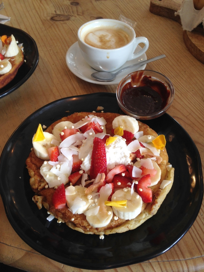 Brunch & Cake ricotta pancake