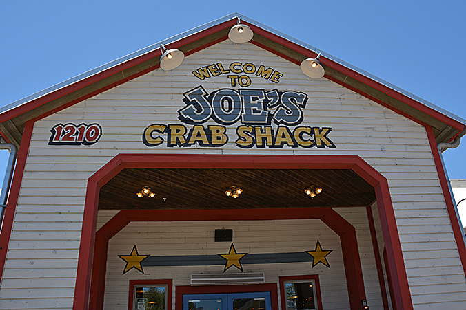 Joe's Crab Shack Sacramento