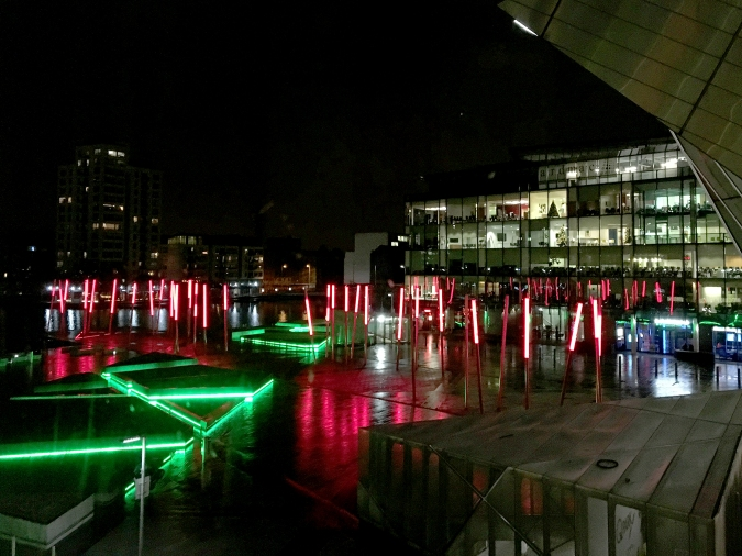 Grand Canal Square.