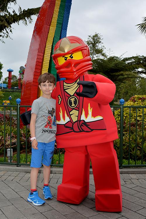 Kai Ninjago Legoland