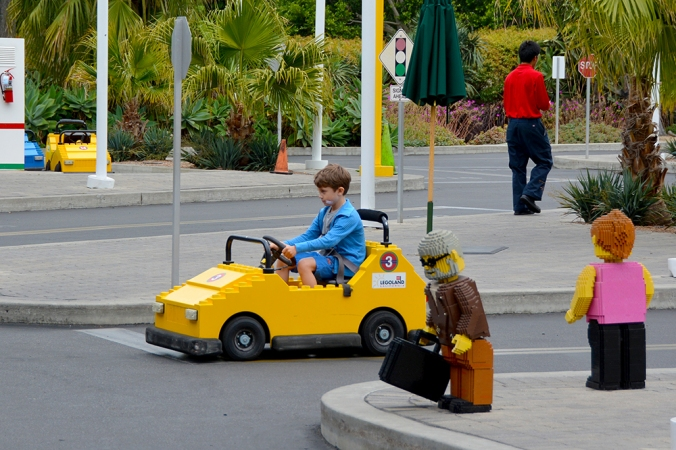 Legoland Driving School