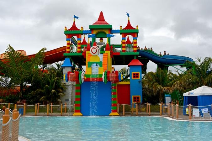 Lego vattenpark Carlsbad