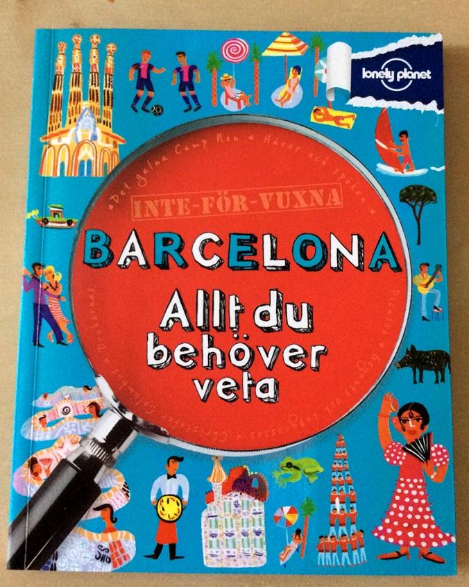 Boken Barcelona - -Allt du behöver veta
